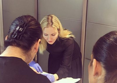 botox fillers training practical